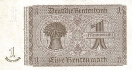 GERMANY P. 173b 1 R 1937 UNC - [ 4] 1933-1945: Derde Rijk