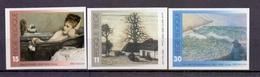 2462/2464 Kunst ONGETAND POSTFRIS**  1992 - Belgique