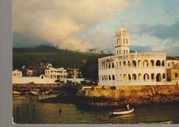 C. P. -  PHOTO - MORONI - GRANDE COMORE - LA MOSQUÉE - 87 - OPTICAM - Comoren