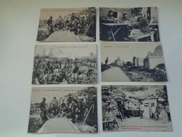 Beau Lot De 20 Cartes Postales De Belgique  Guerre 1914 - 1918 Soldat     Mooi Lot 20 Postk. België Leger Oorlog Soldaat - Cartoline