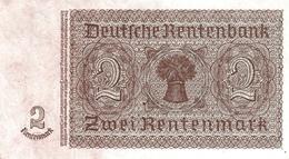 GERMANY P. 174b 2 R 1937 UNC - Sonstige