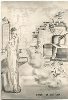 Y4922 Militari - Humor Houmor - Carri Di Rottura - Illustrazione Illustration / Viaggiata - Humor