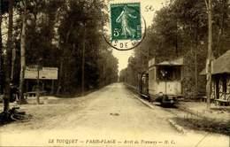 62 LE TOUQUET ARRET DU TRAMWAY / A 580 - Le Touquet