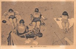 Femmes (Fantaisie) - Bain De Soleil - Femmes