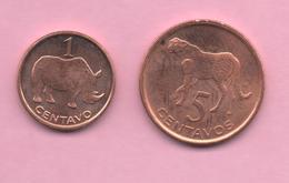 MOZAMBIQUE  # 1 + 5 Centavos 2006 - Mozambique