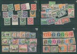 BRITISH AFRICA DEFIN SETS Comprising Rhodesia & Nyasaland 1954 & 1959 Defin Sets FU, SG.1/15, 18/31, N. Rhodesia 1953 Se - Non Classés