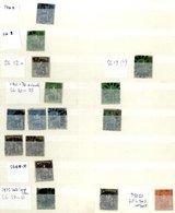 BARBADOS Scarce Britannias (SG.3, 8, & 12a) U Etc, QV Heads, KEVII, KGV, KGVI, QEII, Mainly Duplicated. (several 100's) - Timbres