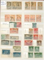 BOSNIA & HERZEGOVINA 1879-1918 Duplicated M & U Ranges Incl. Full & Part Sets, Pmk Interest Etc. - Timbres