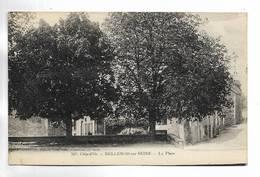 21 - BELLENOD-sur-SEINE -  ( Côte-d' Or ) - La Place - France
