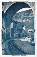 26)  SAINT NAZAIRE En ROYANS  - L' Aqueduc Et Route De Valence - France