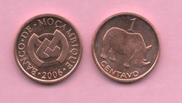 MOZAMBIQUE # 1 Centavo 2005 KM132 - Mozambique