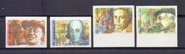 2225/2228 Belgische Figuren ONGETAND POSTFRIS**  1986 - Belgium
