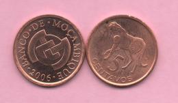 MOZAMBIQUE # 5 Centavo 2006 KM133 - Mozambique