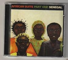 Cd   African Suite Part One  SENEGAL   Etat: TTB Port 110 GR - World Music