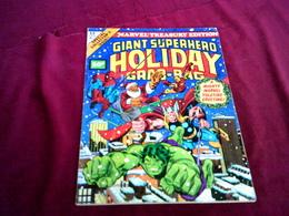 Marvel Treasury Edition ° GIANT SUPER HERO  HOLIDAY  GRAB BAG  No 13  / 1976  °°° 34 X 25 Cm - Marvel