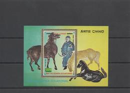 Art Chinois - Guinée Equatoriale