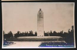 FOTOKAART  CANADIEN WAR MEMORIAL - Langemark-Poelkapelle