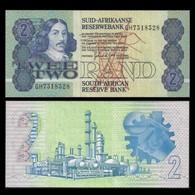 BILLET AFRIQUE DU SUD  2 Rand - Afrique Du Sud