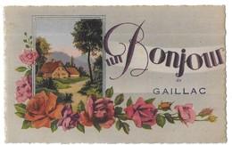 Gaillac Un Bonjour De Gaillac - Gaillac