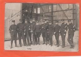 Avion Militaire , Aviateur  , Pilote , 17-12-1914 , Photo  ( A SITUER ) - Guerre 1914-18