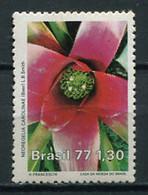 Brazil 1977 Brasil / Flowers MNH Flores Blumen Fleurs / Cu3616  18-20 - Vegetales