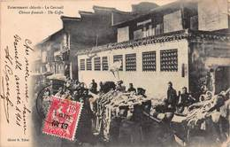 CPA Enterrement Chinois - Le Cercueil / Chinese Funerals - The Coffin - Cina
