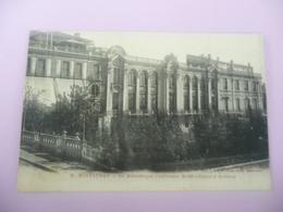 MONTAUBAN - La Bibliothèque Renfermant 30.000 Volumes Et Archives - Très Rare Sous Cet Angle - Montauban