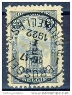 D - [DEL-264-2]TB//-N° 164 Obl Brussel - Bruxelles TB - Oblitérés