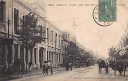 CPA TONKIN - Hanoï - Rue Paul-Bert - Vietnam