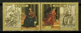 France 2005 Francia / Art Raphael Joint Issue Vatican City MNH Emisión Conjunta Vaticano / Ke22  18-40 - Emisiones Comunes