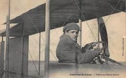 CPA CHARTRES-AVIATION - Frantz Sur Biplan Savary - Chartres