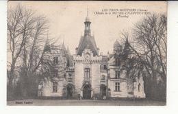 86 - Les Trois Moutiers - Château De La Motte-chandenier Ou Mothe-champdeniers - Les Trois Moutiers