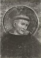 Y4946 Tolentino (Macerata) - Basilica Di San Nicola - Il Cappellone - Il Santo - XIV Secolo - Dipinto / Non Viaggiata - Italia