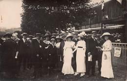 CPA N°9 Courses De St-Etienne - 7 Juillet 1912 - Saint Etienne