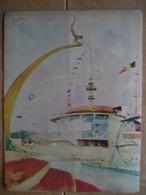 Programme Officiel De L'EXPOSITION INTERNATIONALE DE L'EAU, LIEGE 1939 - N°8 - 28 PAGES - Programma's
