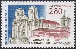 FRANCE, 1993, Série Touristique (Yvert 2825 Au 2827 ) - France