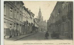 CP.Bruxelles-Schaerbeek (ex-Collection DELOOSE) - Rue Berhas - W0203 - Schaerbeek - Schaarbeek