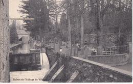 RUINES DE L'ABBAYE DE VILLERS LA VILLE - LE JARDIN DU MOULIN - Villers-la-Ville