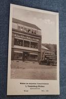 Yvoir,RARE Carte Ancienne,magasin L.Vandenberg - Michaux,belle Carte Pour Collection - Yvoir