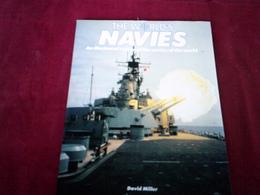 THE WORLD'S  NAVIES  / DAVID MILLER  / SALAMANDER BOOK 1992 - US Army