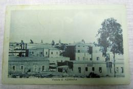 CPA-KP-PC- Erytree - COLONIA ITALIANA --  ASMARA VEDUTA PANORAMA 1920 - Erythrée
