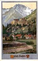 Schloß Taufers - DSV-Karte Nr. 419 * Deutsch-Österreich-Marke - Italie
