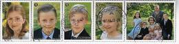 Koningsfamilie - Used Stamps