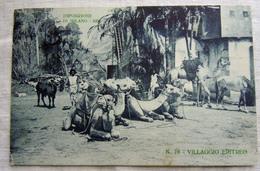 CPA-KP-PC- Erytree - COLONIA ITALIANA --  VILLAGGIO ERITREO EXPO   FIERA MILANO 1906 - Erythrée