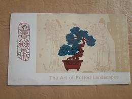Chine L'art Du Bonsaï Et Des Paysages En Pot - Árboles