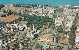 1 AK Mosambik * Maputo - Hauptstadt V. Mosambik (bis 1975 Lourenço Marques) Luftbildaufnahme Mit Kathedrale Und Rathaus - Mozambique