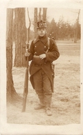 Militair In Uniform ( Leopoldsburg 1909) - Uniformes