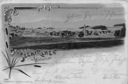GRUSS Aus SEEKIRCHEN Am WALLERSEE AUSTRIA~1904 KUNSTANSTALT FR. SCHMIDT #1234 POSTCARD 42977 - Seekirchen Am Wallersee