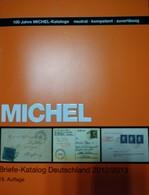 Catalogue MICHEL BRIEFE ALLEMAGNE 2012-2013 - France