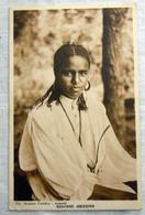 CPA-KP-PC- Erytree - COLONIA ITALIANA --  GIOVANE ABISSINA  1935 - Erythrée